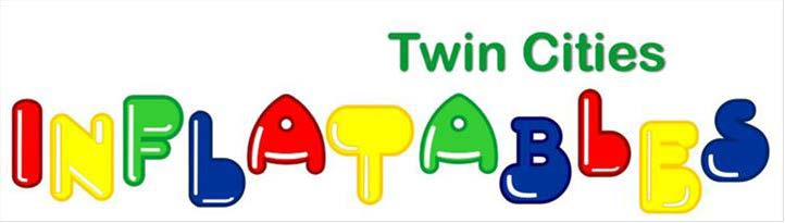 Twin Cities Inflatables - Logo