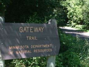Gateway Trail at Bruce Vento Trail