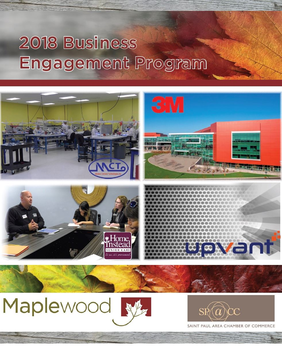 2018 Business Engagement Program (PDF)