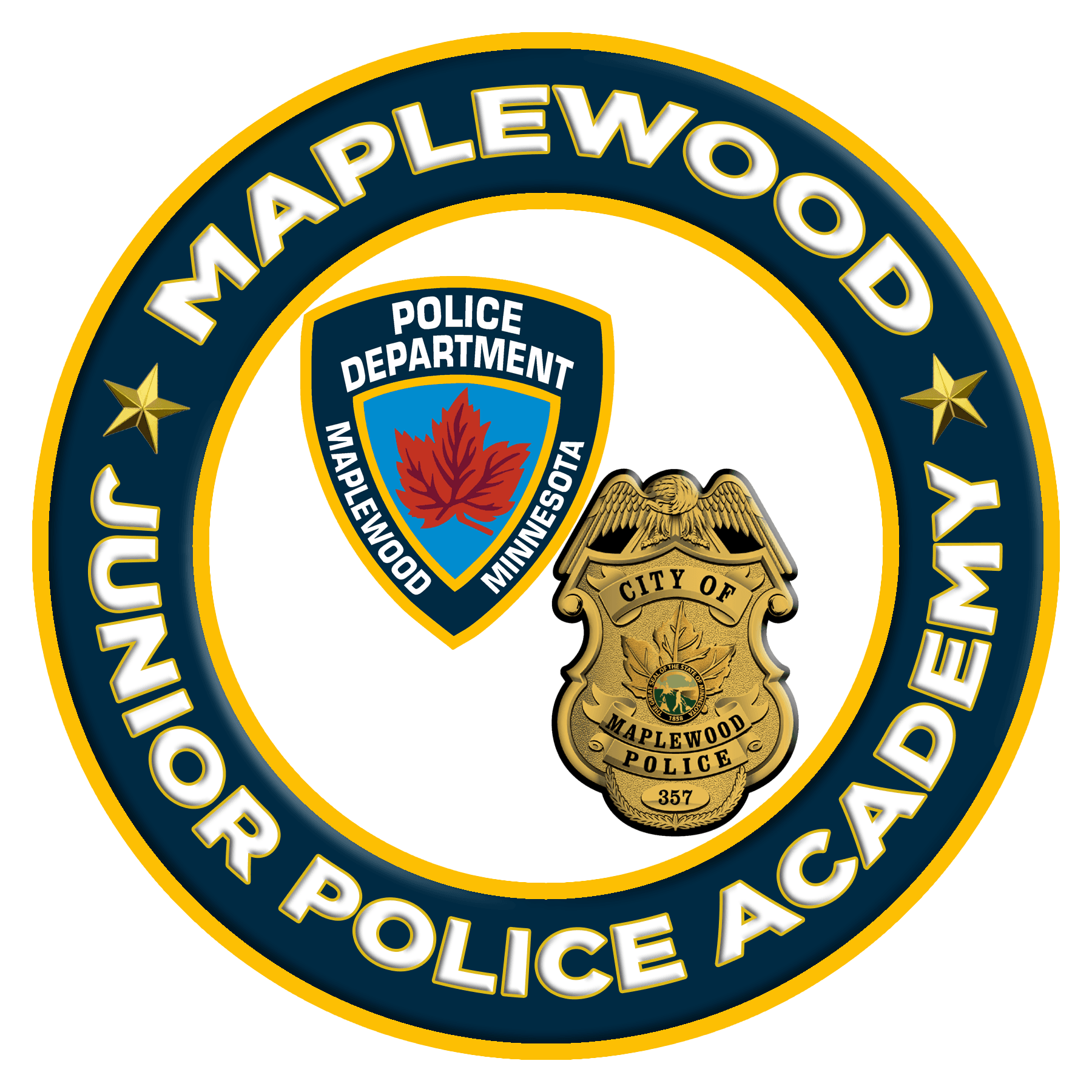 Maplewood Junior Police Academy
